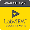 Available on LabVIEW Tools Network